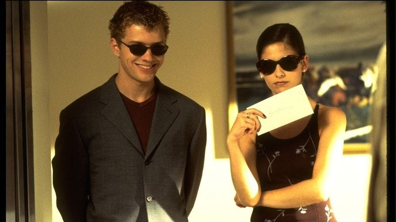 Illustration for article titled NBC reveals its Cruel Intentions to turn the movie into a TV series