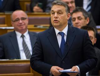 Illustration for article titled Orbán Viktor még csak nem is szavazott az ügynökaktákról