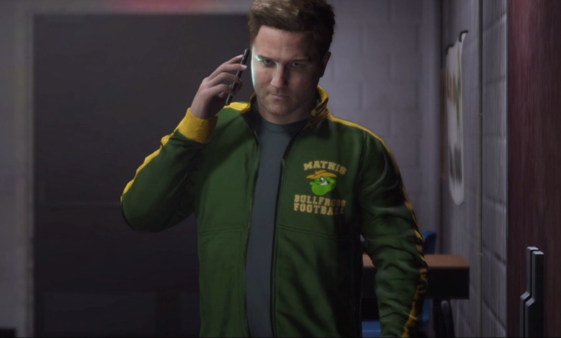 """Colt Cruise ends up in the protagonist role in """"Longshot: Homecoming"""""""
