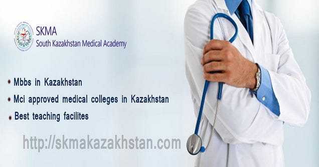 Illustration for article titled South Kazakhstan Medical Academy | Skma Kazakhstan