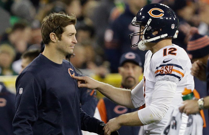 Lets Not Get Silly Theres No Quarterback Controversy In Chicago Yes Josh McCown Had Played Excellently As Jay Cutler Deals With A Series Of Injuries
