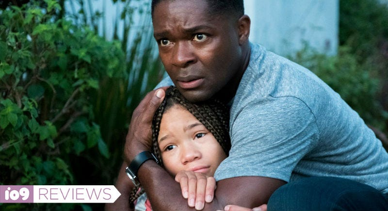 David Oyelowo and Storm Reid in Relive, which premiered at Sundance 2019.