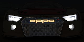 Illustration for article titled Team Oppo Audi R8 GT3 Reveal