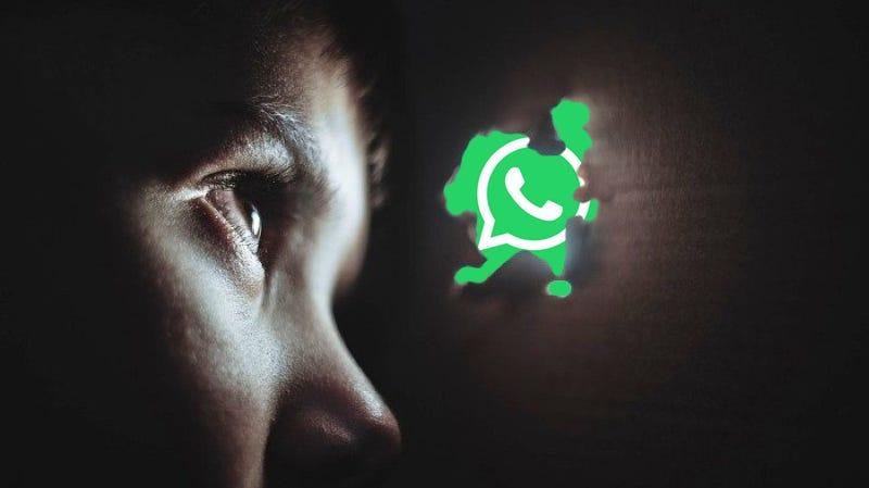 Illustration for article titled Esta espeluznante aplicación espía a tus contactos de WhatsApp para averiguar con quién chatean