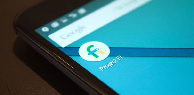 Illustration for article titled Google's Project Fi Now Works With Tablets, Even iPads, For Free