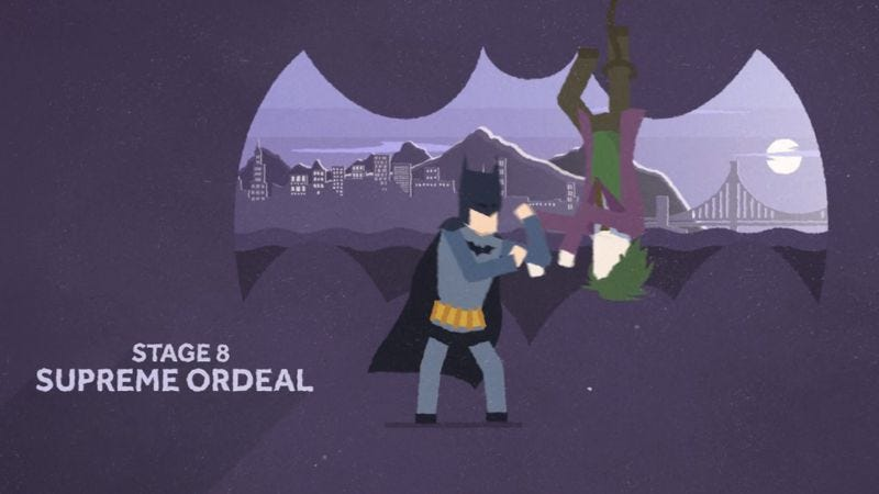 Illustration for article titled An animated 12-step program for virtually all cinematic heroes
