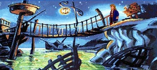 Illustration for article titled Rumor: Lucasarts Releasing Monkey Island 2: Special Edition