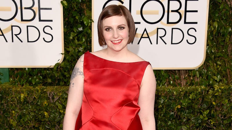 Illustration for article titled Lena Dunham Says She Deleted Twitter Because of 'Deranged Neo-Cons'