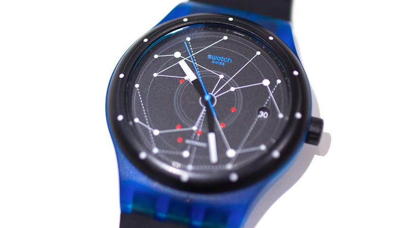 Illustration for article titled Swatch Sistem51: Finally, Mechanical Movement on the Cheap