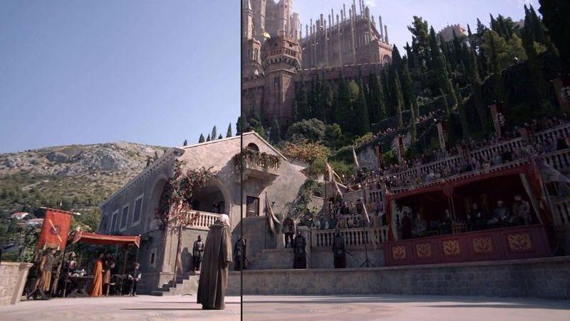 HBO / VFX company Mackevision