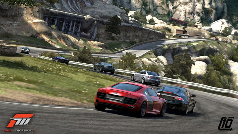 Illustration for article titled Forza Motorsport 3 Screens Zoom Into View