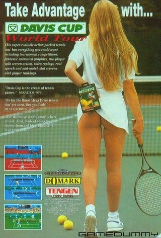 Секс тенис