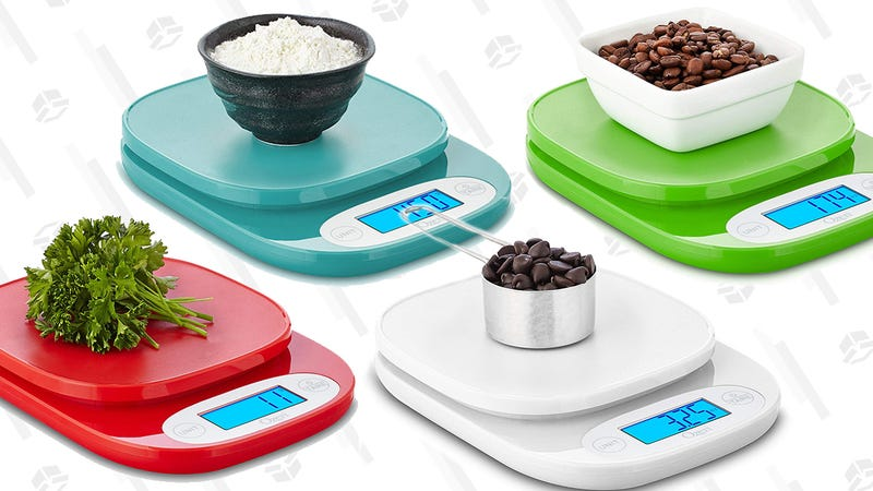 Ozeri Kitchen Scale | $5 | Amazon