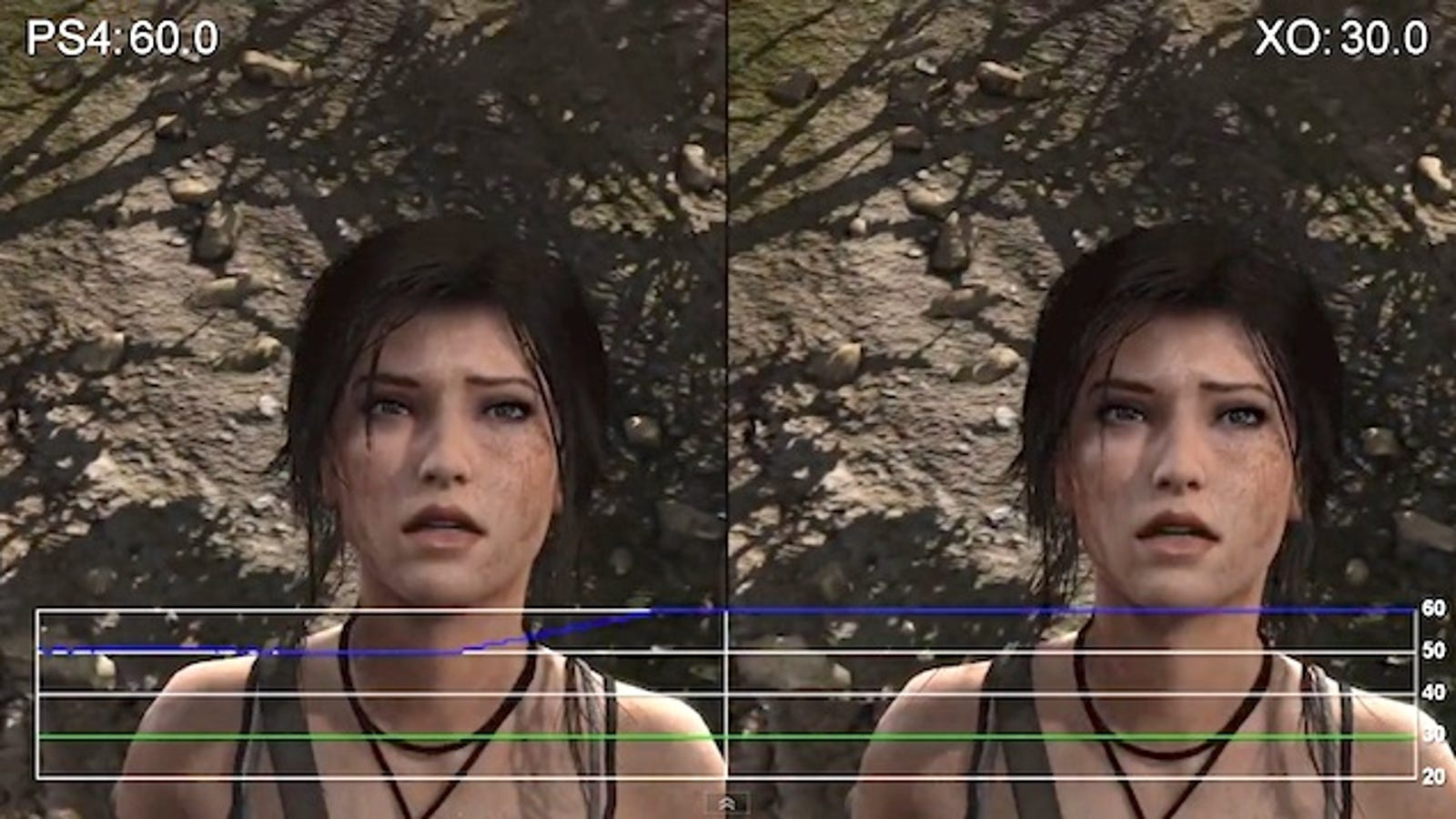 Tomb Raider On PS4 vs  Xbox One: An In-Depth Look