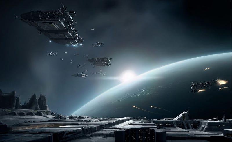 Sci Fi cover image