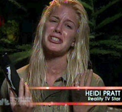 """Illustration for article titled Heidi Pratt Is In The Hospital; Treated Like """"War Criminal"""" By NBC"""
