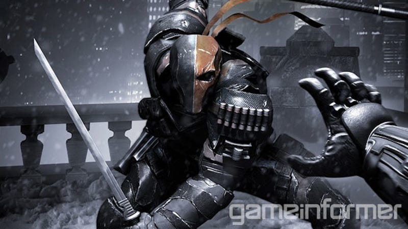 Illustration for article titled Batman: Arkham Origins Will Have Multiplayer, Sources Say
