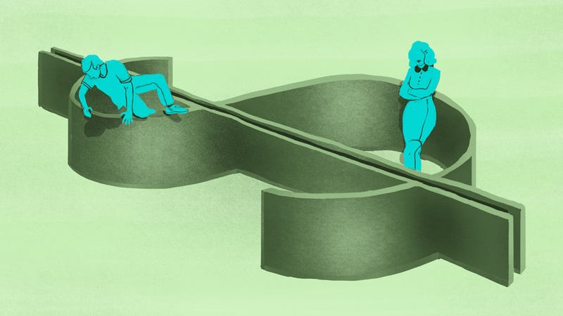 Illustration for article titled The Downside to Earning More: Your Husband Is More Likely to Cheat
