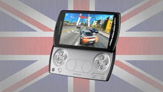 Illustration for article titled UK Retail Cuts PlayStation Phone Prices