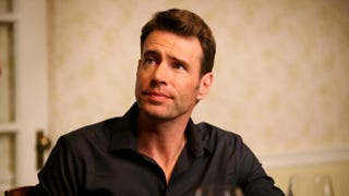What is Jake (Scott Foley) up to with Papa Pope?Kevin Estrada/ABC