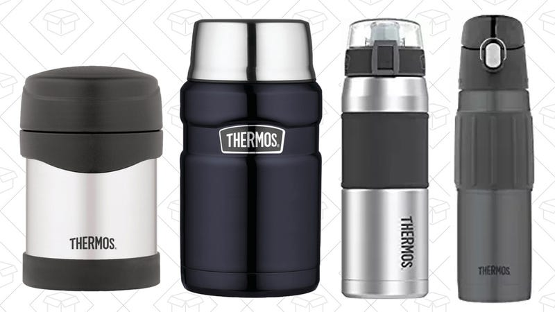 Thermos Gold Box | Amazon