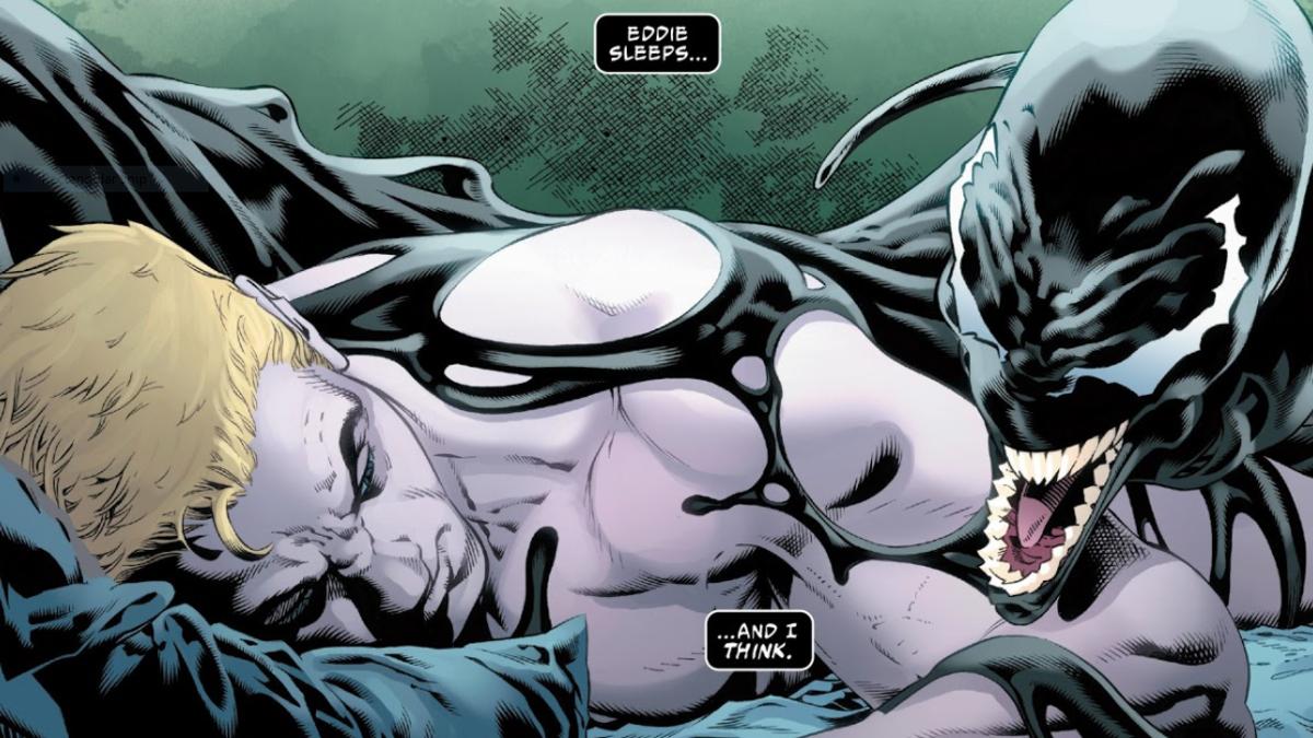 Marvel's Venom Comic Is a Disturbing Love Story About