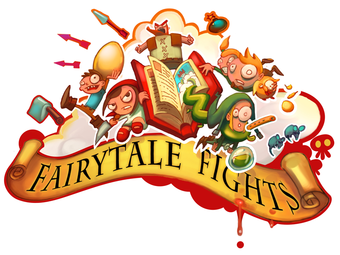 Illustration for article titled Everybody Was Fairytale Fighting