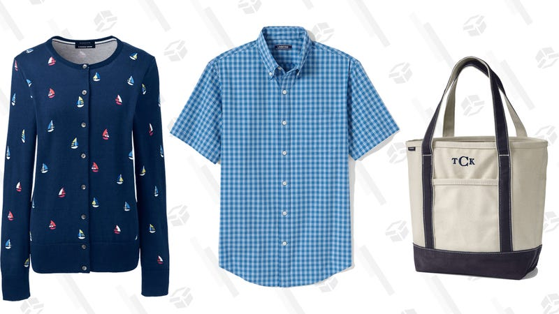 20% Off Your Order | Lands' End | Use promo code SANDS and pin 1041