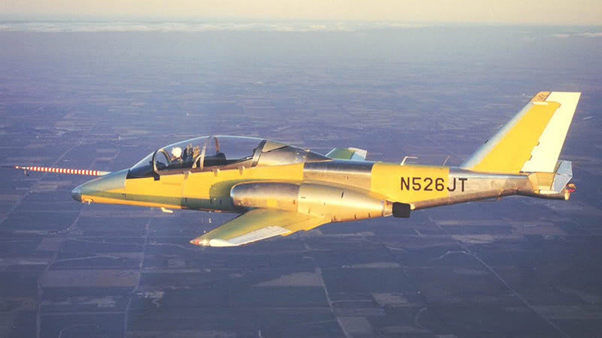 Cessna's Defunct Jet Trainer Was A Dream Machine For Rich