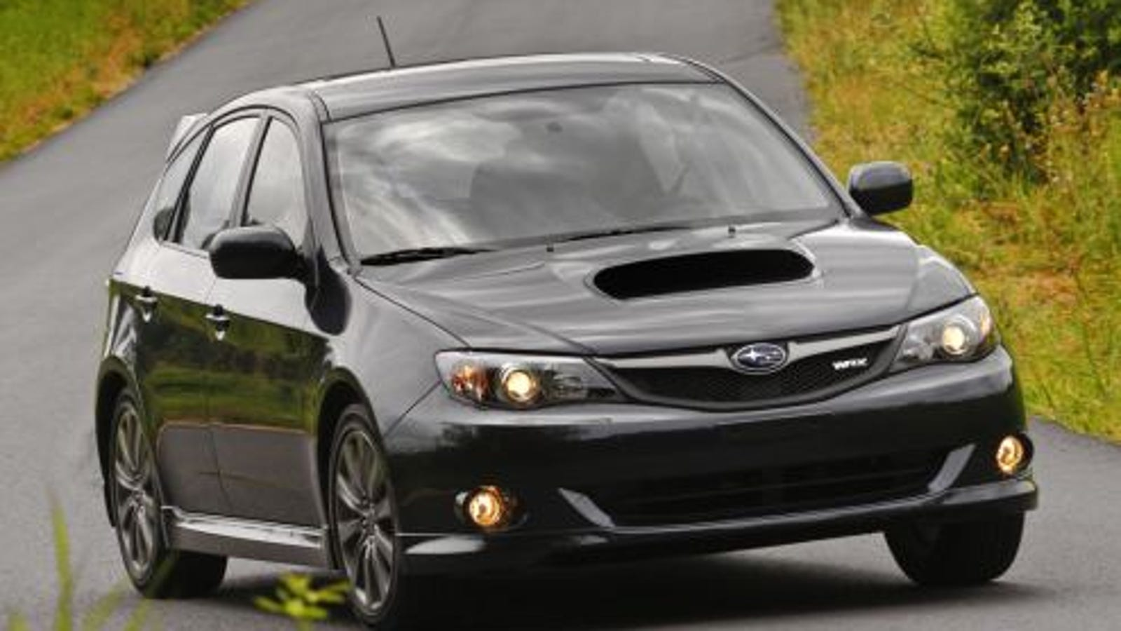 2009 Subaru Impreza Wrx A Taste Of Sti At 265 Hp Front Speaker Wiring Harness