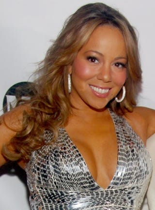 Illustration for article titled Give Mariah Carey Some Green Tea Already!
