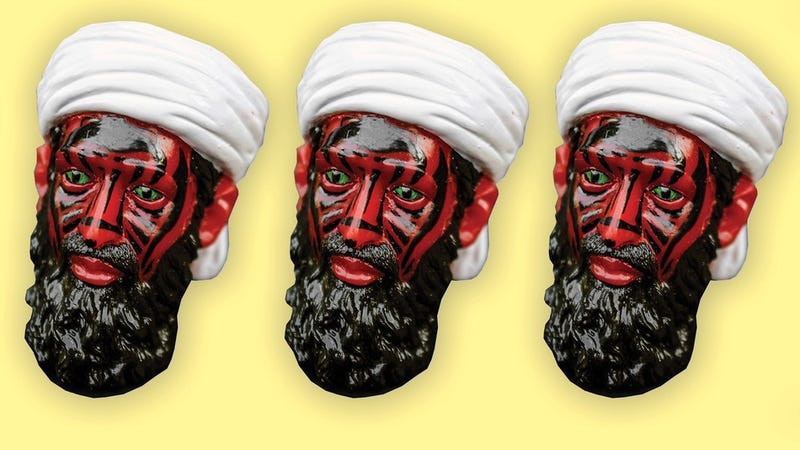 Illustration for article titled The CIA Is Auctioning Its Creepy Osama Dolls