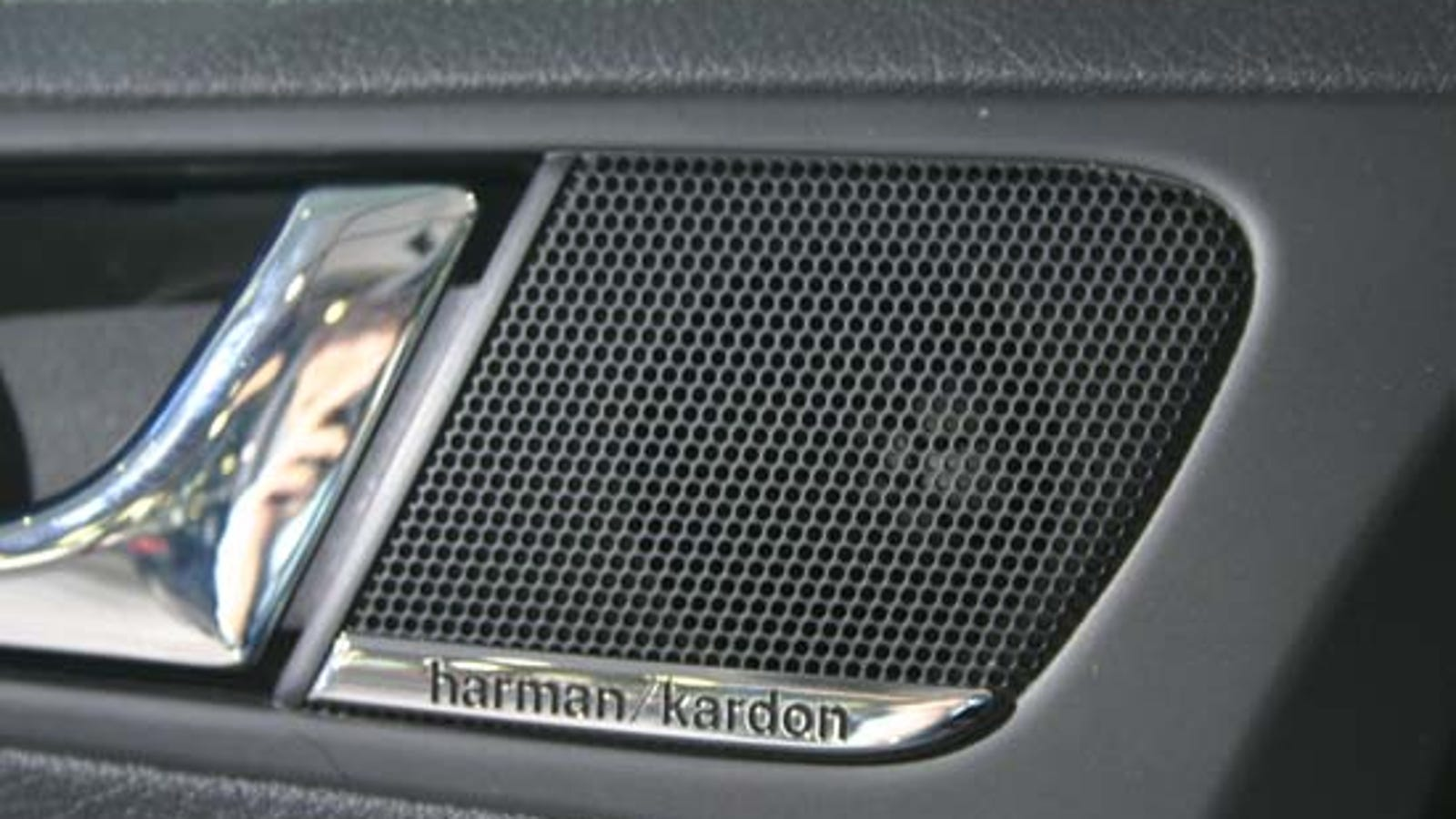Harman Kardon Car Audio: Subaru Teams With Harman-Kardon For In-Car Audio