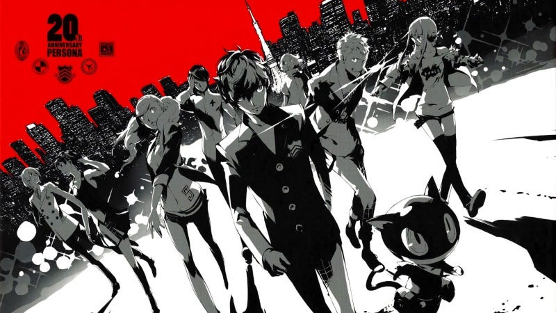Illustration for article titled Persona 5's Literary, Historical and Pop-Cultural Influences & Inspritations