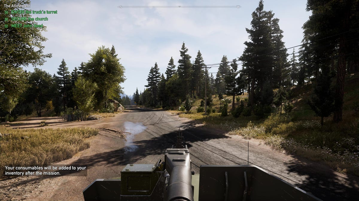 Well, This Was A Pretty Ridiculous Far Cry 5 Bug