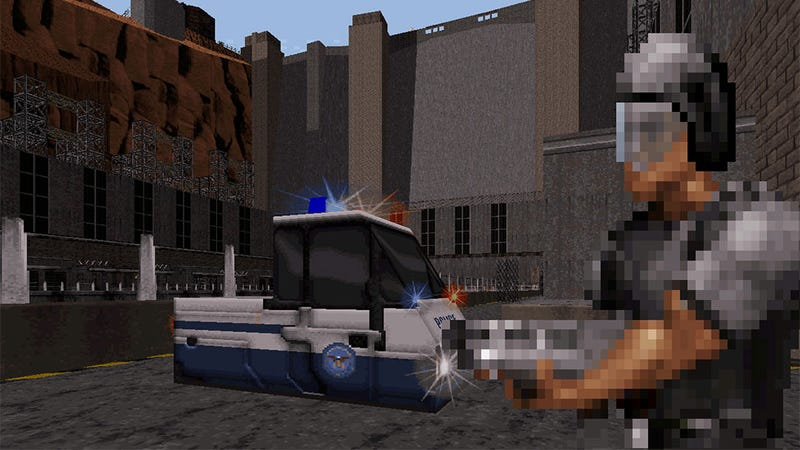 Illustration for article titled A Mod That Tries To Save Duke Nukem