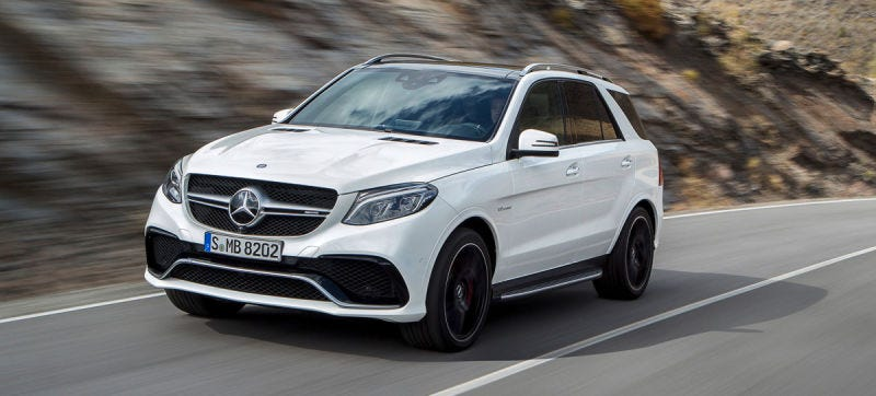 mercedes gle: jalopnik's buyer's guide