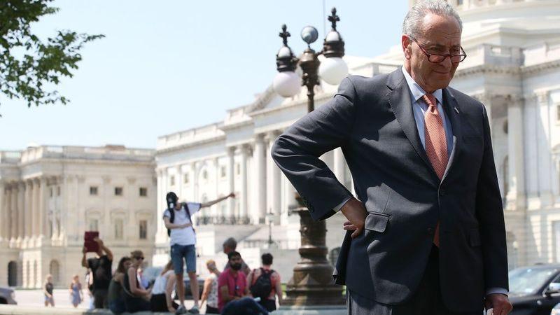 Democratic Senator Chuck Schumer (Photo: Mark Wilson / Getty)