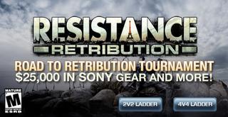 Illustration for article titled $25K Resistance: Retribution PSP Tourney