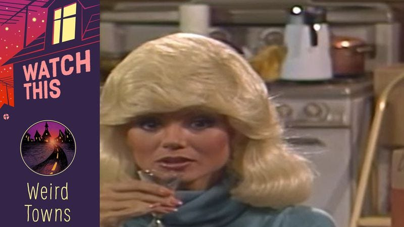 Illustration for article titled WKRP In Cincinnati saw Jennifer move out of town—and into The Twilight Zone