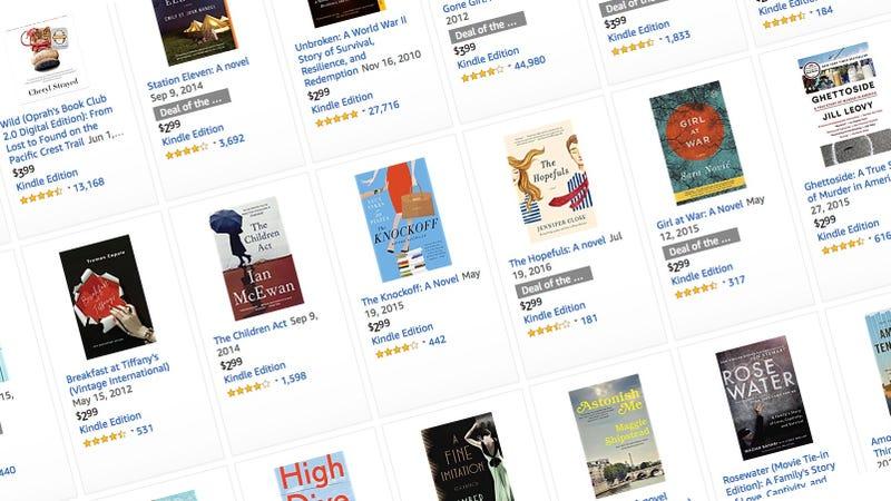 Kindle Book Sale | Amazon