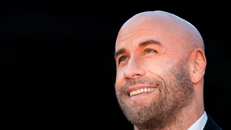 Illustration for article titled RIP John Travolta's Bald Head