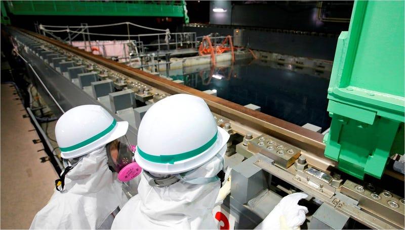 Illustration for article titled Detectan nueva fuga en Fukushima70 veces más radioactiva de lo normal