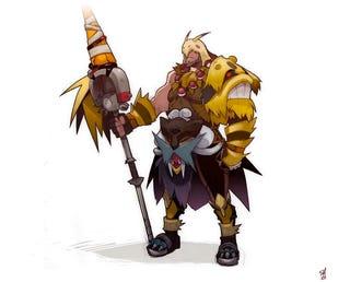 Illustration for article titled PokeMonster Hunter: The Electric Warrior