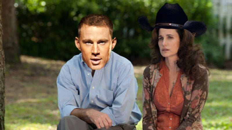 Illustration for article titled Andie MacDowell joins the newly McConaughey-free Magic Mike XXL