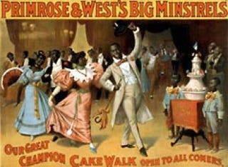 Primrose & West's Big MinstrelsLibrary of Congress, Strobridge Lith. Co., circa 1896