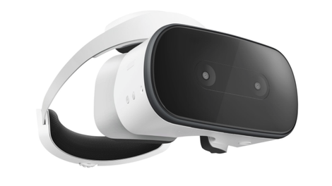 Lenovo Made a Souped Up Oculus Go That's Missing Just