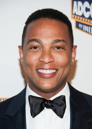 Don Lemon arrives at the 2013 ADCOLOR Awards at the Beverly Hilton Hotel on September 21, 2013, in Beverly Hills, CA.Valerie Macon/Getty Images
