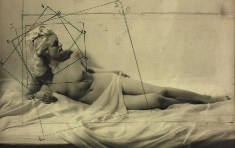 Illustration for article titled Uncensored Jeu de Paume Photograph