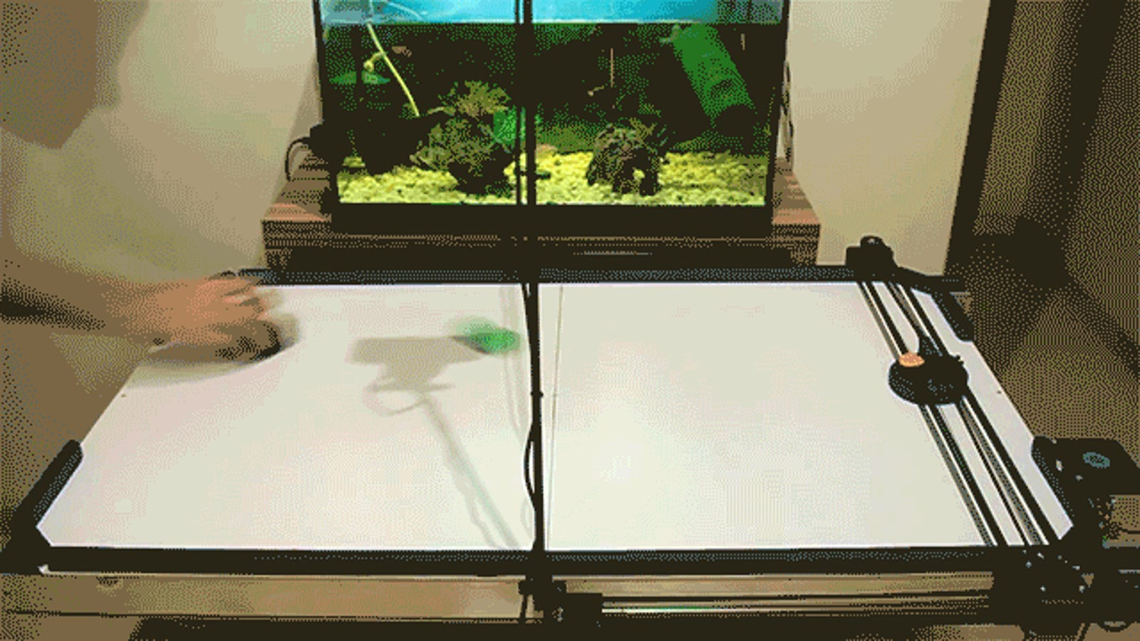 Hack a 3D Printer Into a Surprisingly Skilled Air Hockey Robot